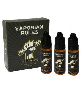 Charlie Freeze Vaporian Rules 3 x 10 ml