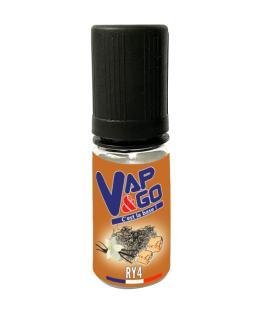 Arôme Classique RY4 VAP&GO DIY 10 ml