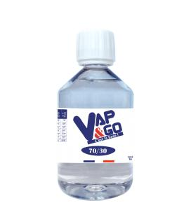 Base 70/30 PG/VG VAP&GO 500 mL