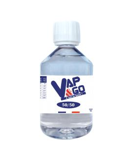 Base 50/50 PG/VG VAP&GO 500 mL