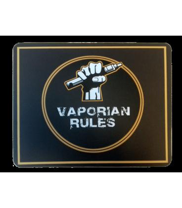 Tapis De Souris Vaporian Rules
