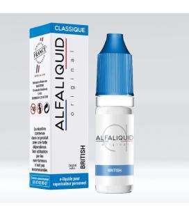 Classique British Alfaliquid - 10 ml