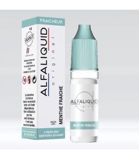 Menthe Fraîche Alfaliquid - 10 ml