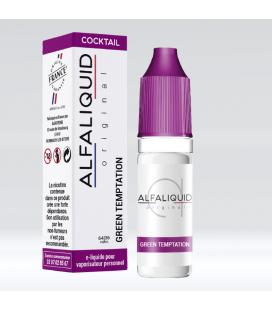 Green Temptation Alfaliquid - 10 ml
