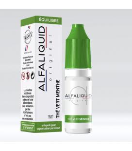 Thé Vert Menthe Alfaliquid