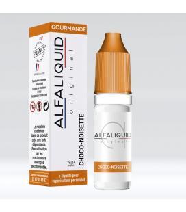 Choco Noisette E-liquide Alfaliquid
