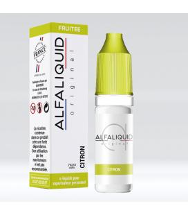 Citron E-liquide Alfaliquid