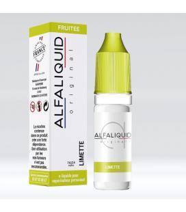 Limette E-liquide Alfaliquid