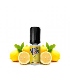 Arôme Citron jaune VAP&GO DIY 10 ml