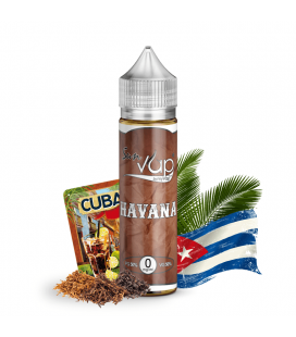 Havana Sunvap 50 ml