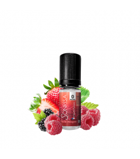 Fruits rouges Sonrisa 10 ml