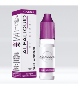Vanille custard Alfaliquid - 10 ml