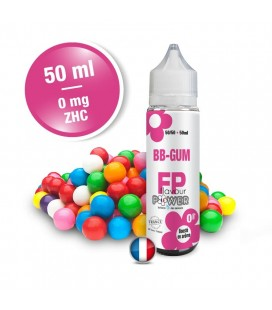 Bb Gum 50/50 Flavour Power 50 ml ZHC