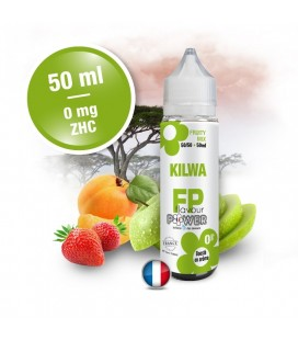 Kilwa 50/50 Flavour Power 50 ml