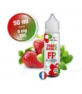 Fraise Basilic 50/50 Flavour Power 50 ml ZHC
