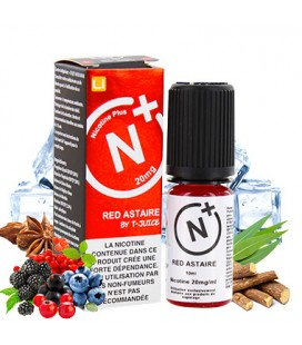 Red Astaire N+ T-Juice 10 ml