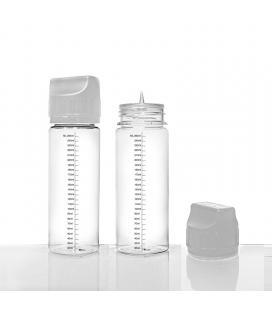 Flacon Plastique Gradué 250 ml