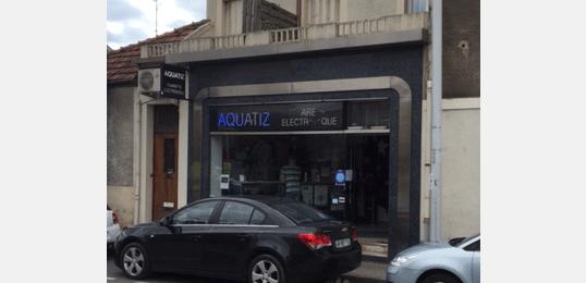 Aquatiz réseau sonrisa Dijon Fauconnet