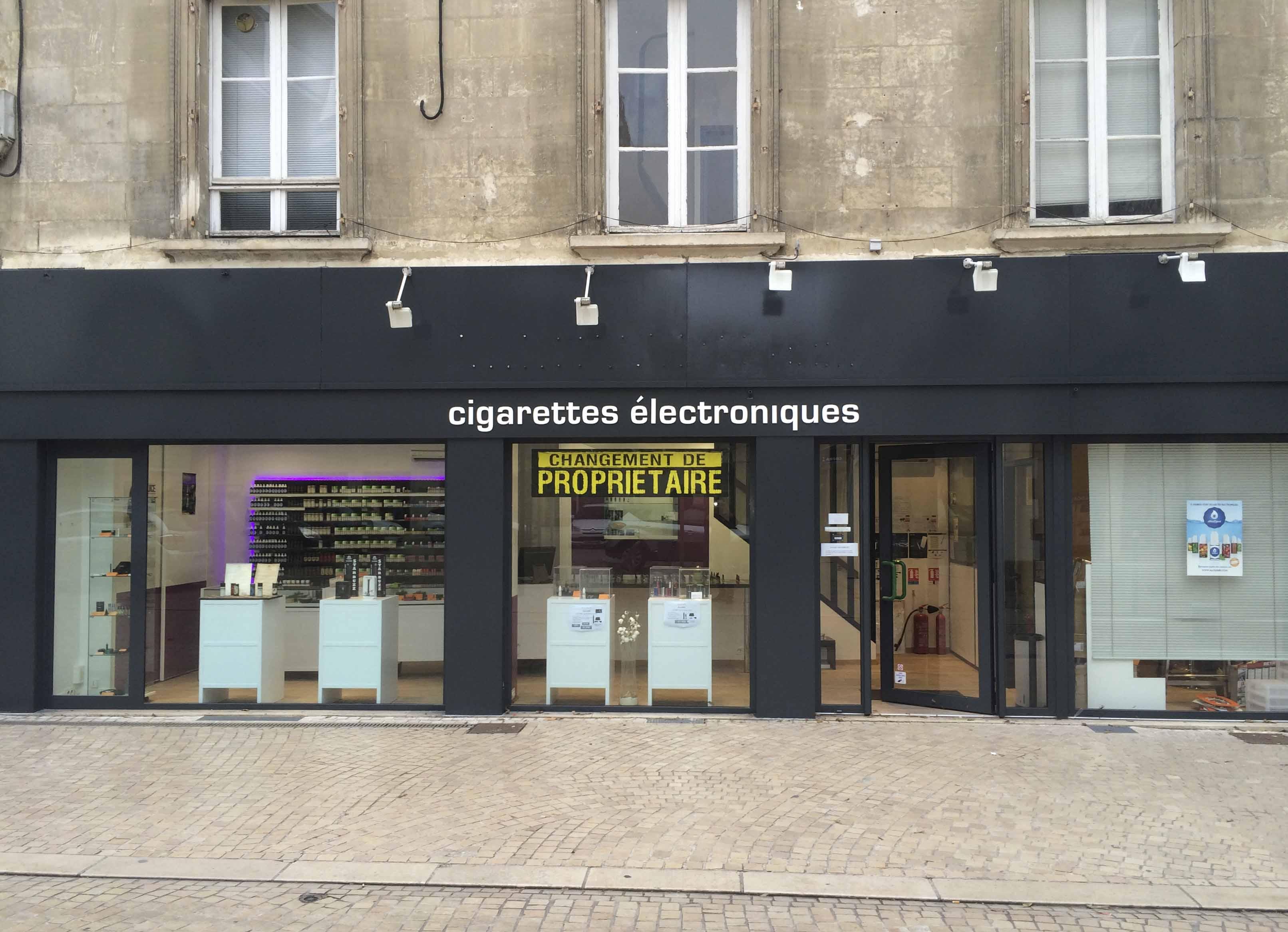Sonrisa Poitiers cigarette électronique
