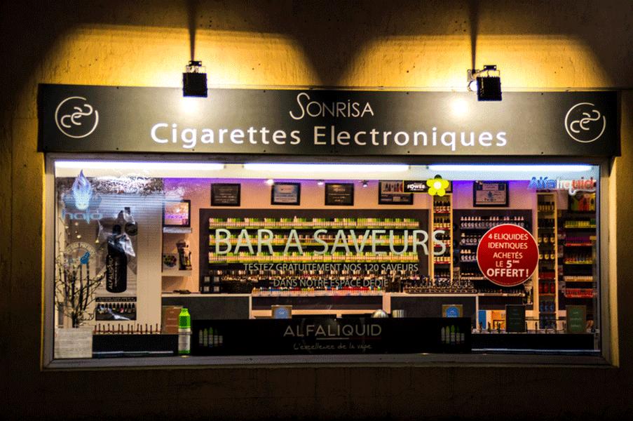 St NOM le Breteche cigarette électronique